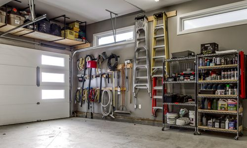 Home & Garage Organization