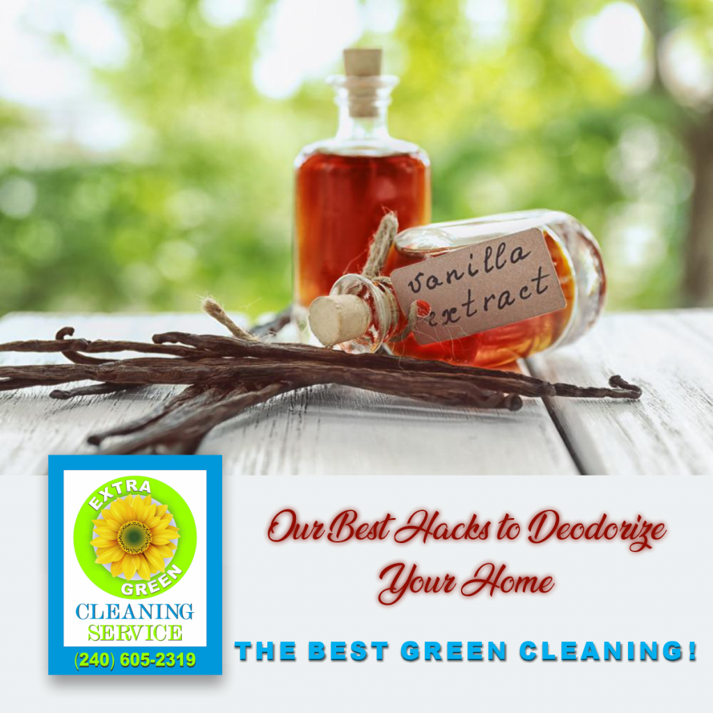 OUR BEST HACKS TO DEODORIZE YOUR HOME